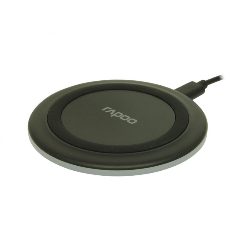 Безжично зарядно RAPOO XC110 Qi  Wireless Fast Cha...