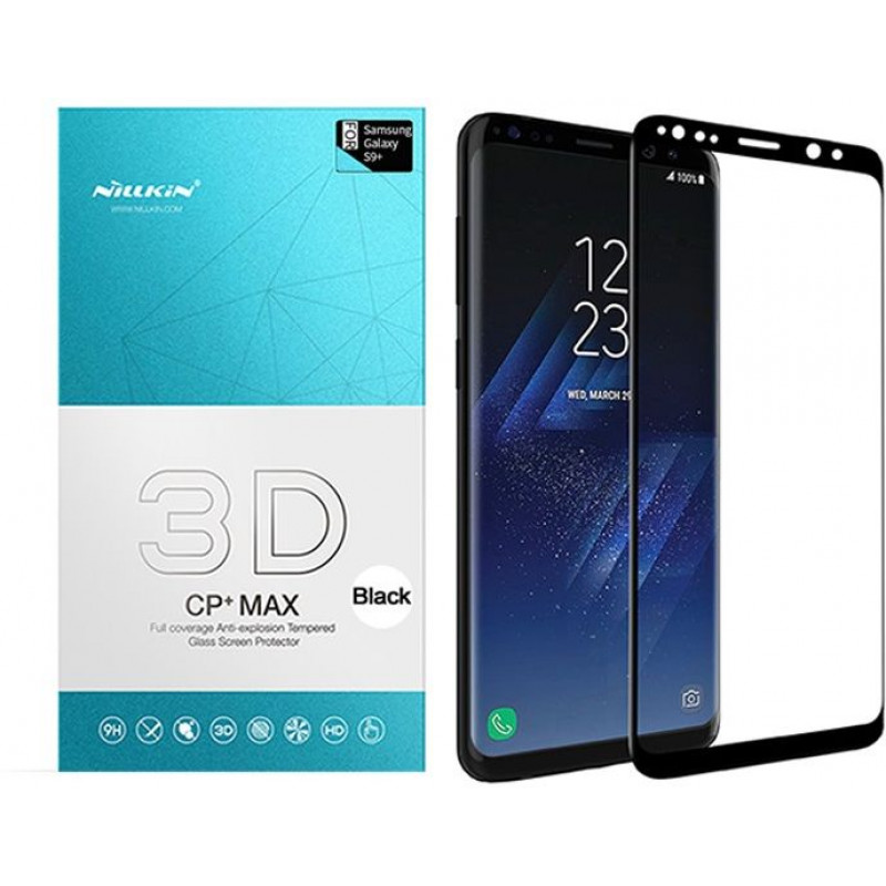 Стъклен протектор Nillkin за Samsung Galaxy S9 Plu...