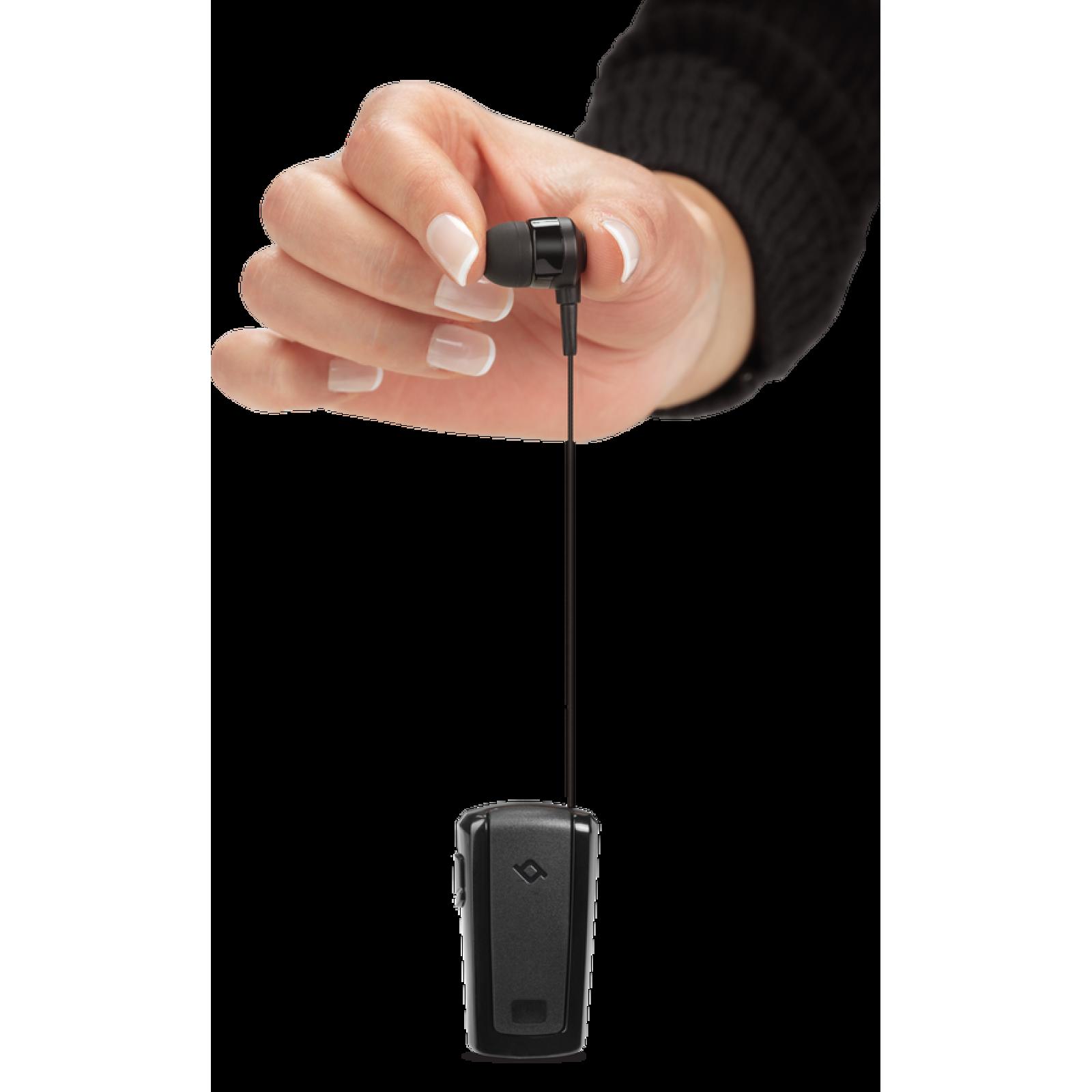 Bluetooth слушалка Macaron Mini Bluetooth Headset with Retractable Earphone