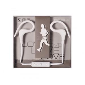 Bluetooth слушалки спортни VENNUS Earphones -  BT-...