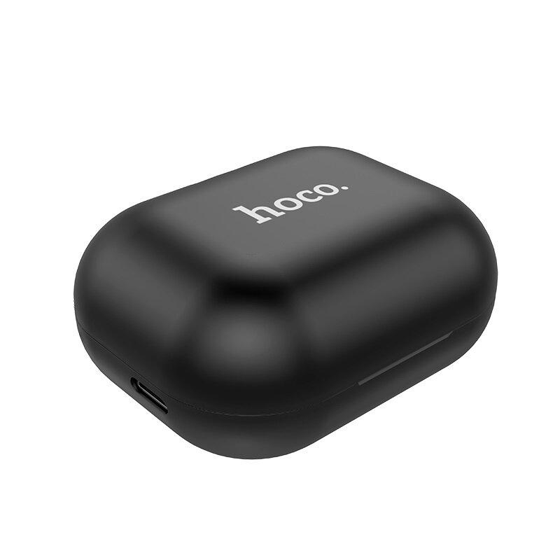 Bluetooth слушалки ES34 Pleasure wireless headset - Черни