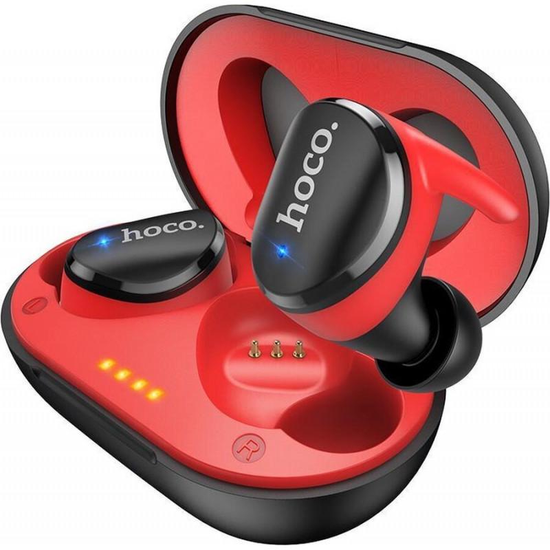 Bluetooth слушалки ES41 Clear sound TWS wireless headset - Черни
