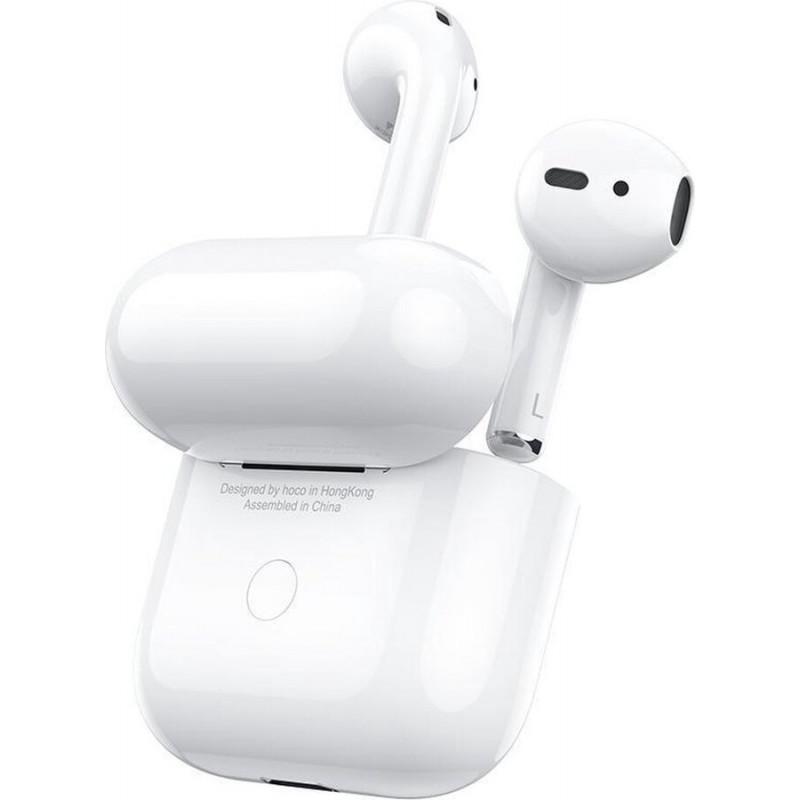 Bluetooth слушалки ES46 Cool Pro TWS wireless headset - Бели