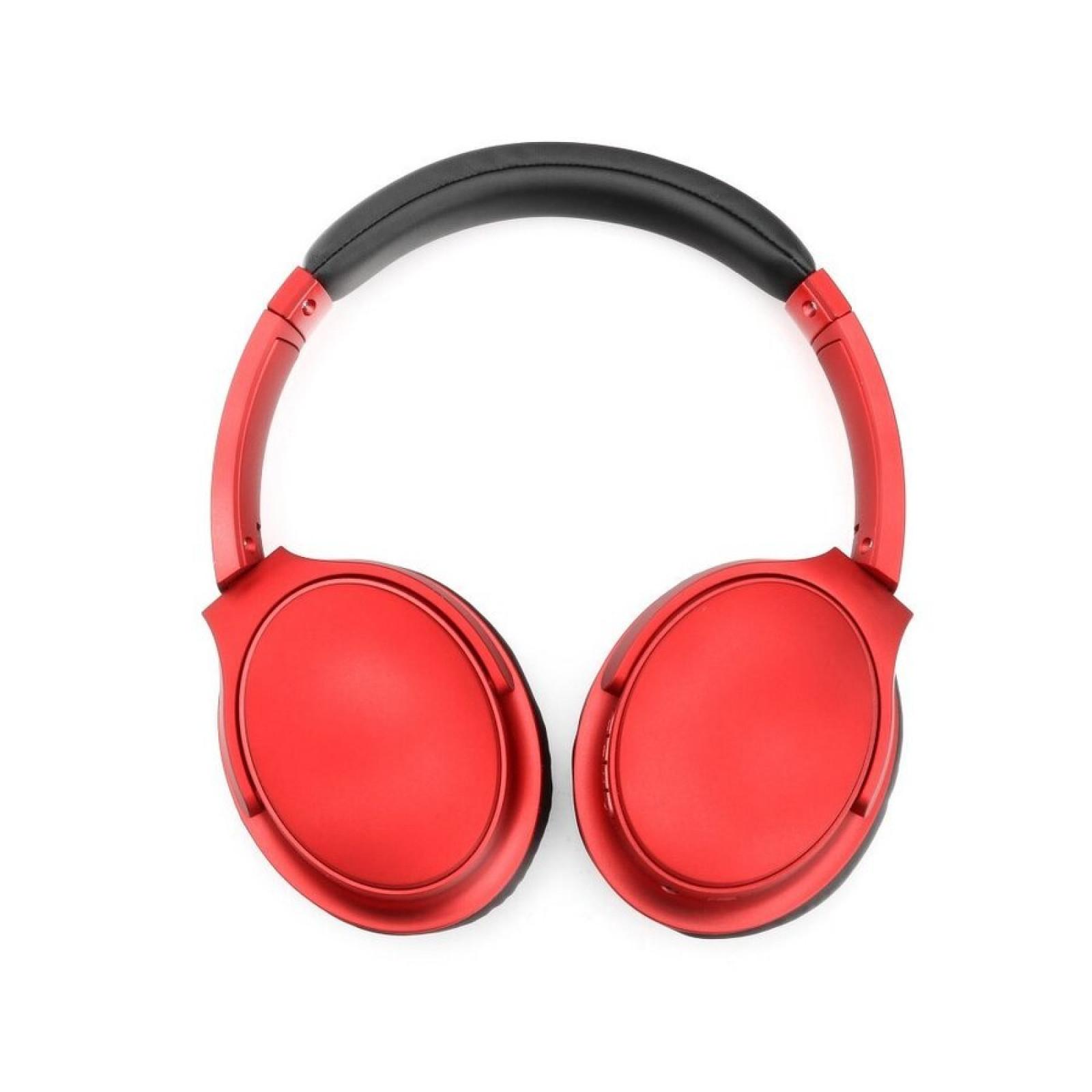 Bluetooth слушалки stereo earphones MS-K10 - Червени