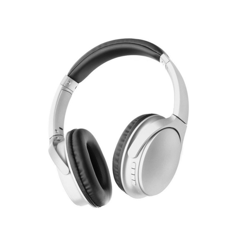 Bluetooth слушалки stereo earphones MS-K10 - Сребр...