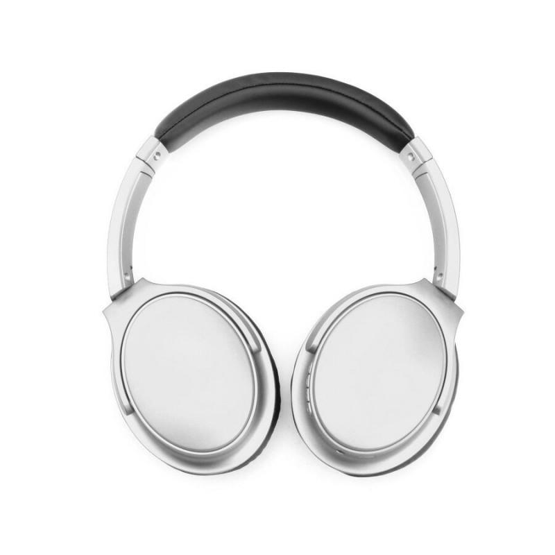 Bluetooth слушалки stereo earphones MS-K10 - Сребристи