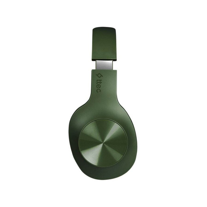 Bluetooth Слушалки ttec SoundMax 2 Wireless BT Stereo Headset - Green Camouflage, 117954