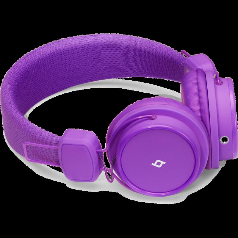 Слушалки Bubbles  2 HeadPhones with Microphone - Л...