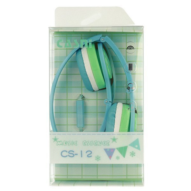 Слушалки CASNI - CS12 – Сини