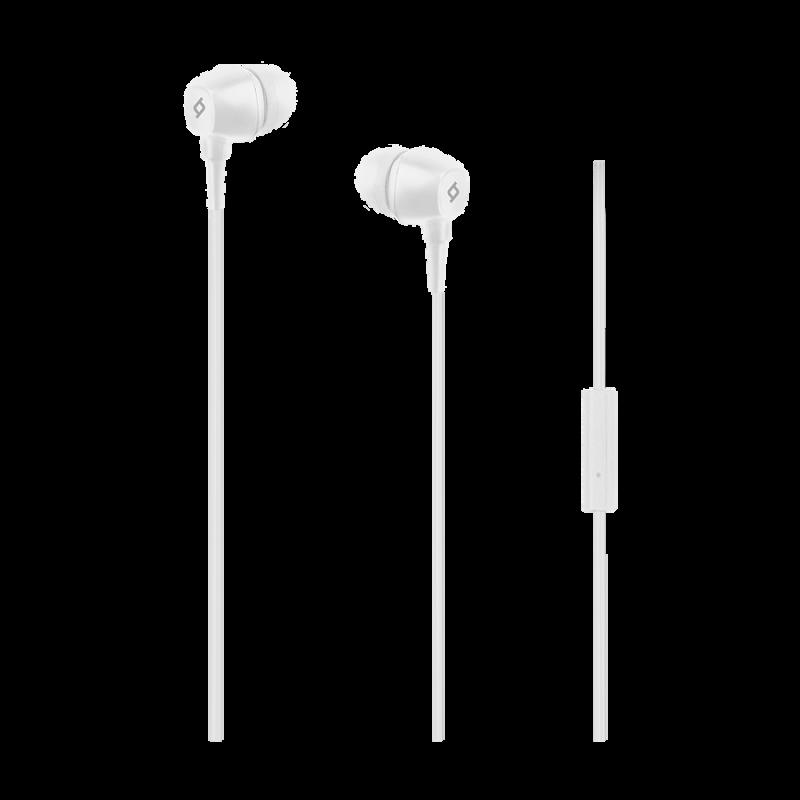 Слушалки Pop In-Ear Headphones with Microphone 3.5...