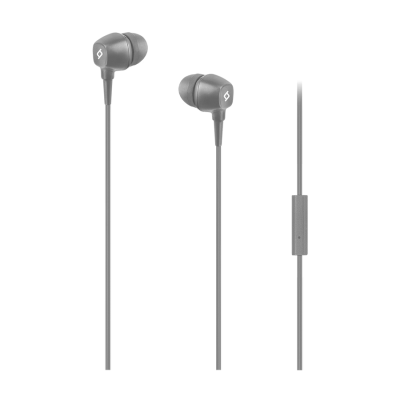 Слушалки Pop In-Ear Headphones with Microphone , 3...