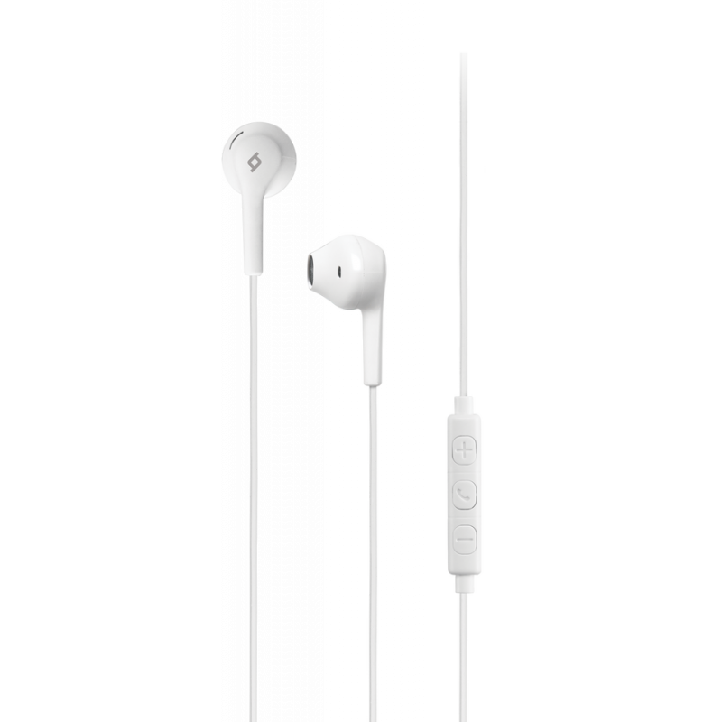 Слушалки RIO In-Ear Headphones with Built-in remot...