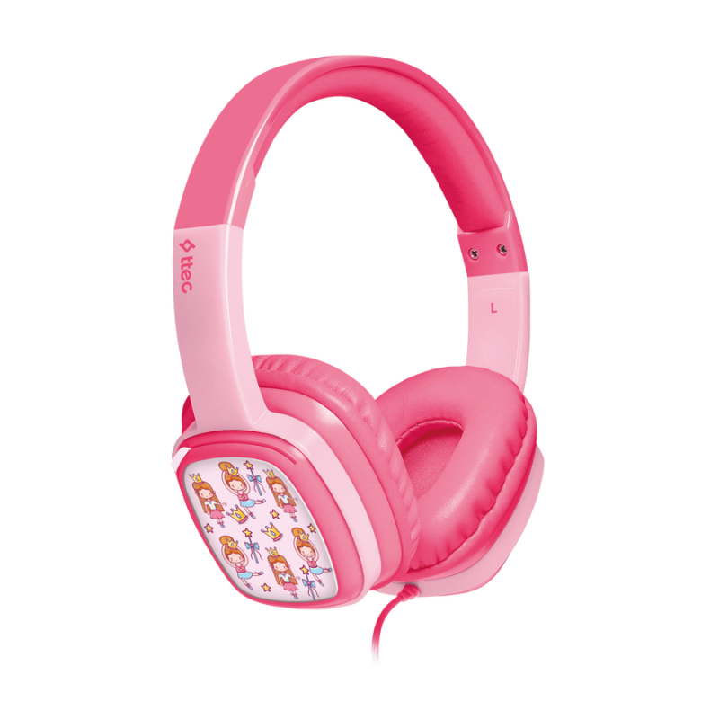 Слушалки ttec SoundBuddy  Kids On-Ear Wired Headph...
