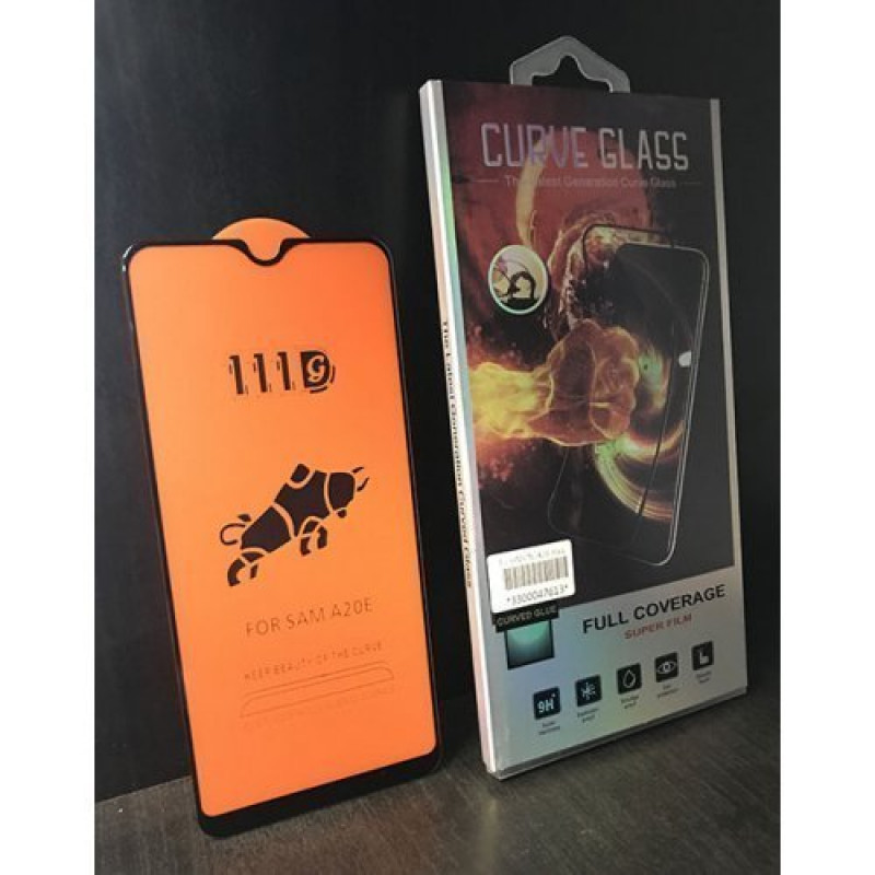 Стъклен протектор 11D за Iphone Xs Max Черен...