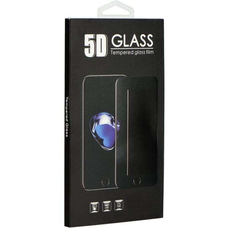 Стъклен протектор 5D Full Glue Tempered Glass - fo...