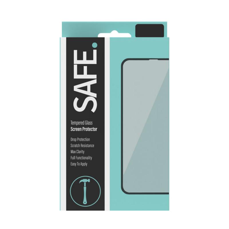 Стъклен протектор Safe. за Samsung Galaxy A21s Cas...