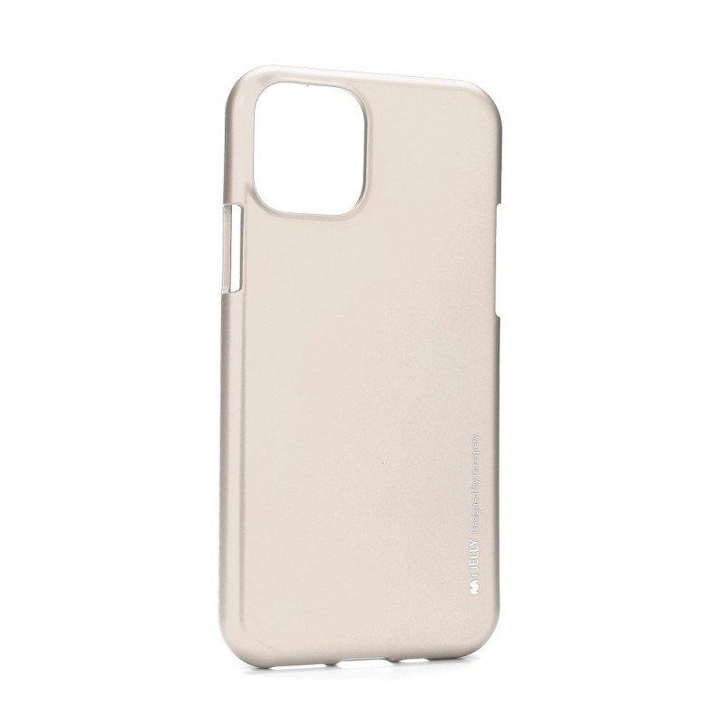 Гръб i-Jelly Mercury за Iphone 11 Pro 5.8 - Златис...