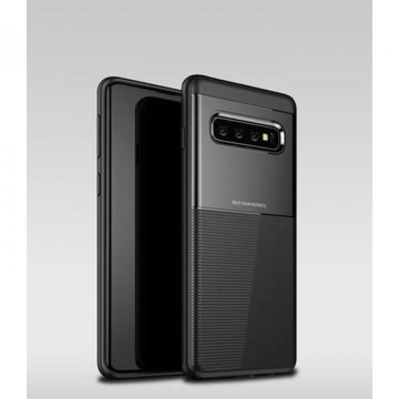 Гръб Ipaky Elegant Shield за Samsung S10 plus - Че...