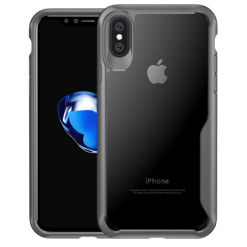 Гръб Ipaky Survival за Apple Iphone 11 - Черен...