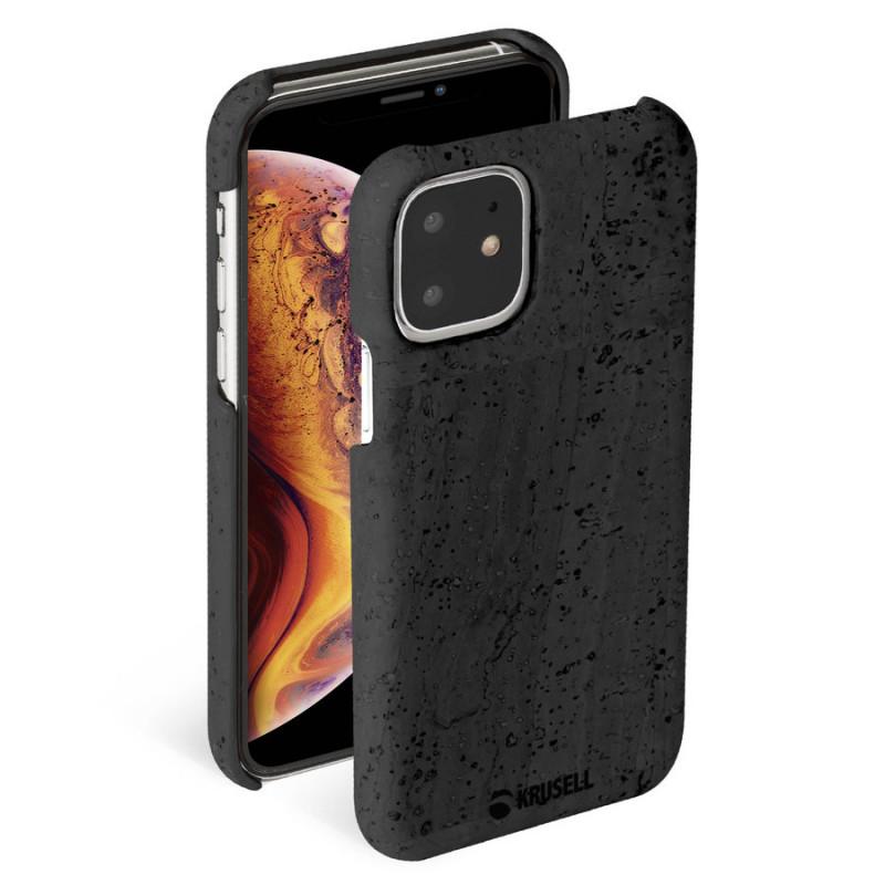 Гръб Krusell Birka Cover за Iphone 11 - Черен...