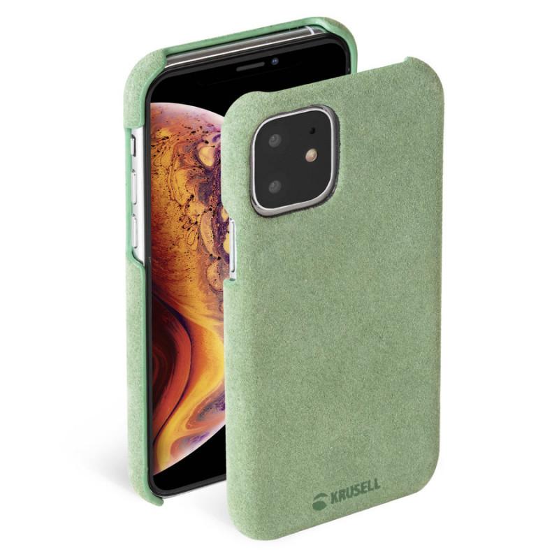 Гръб Krusell Broby Cover естествен велур за Iphone...