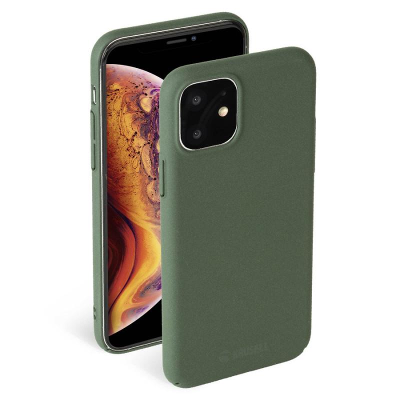 Гръб Krusell Sandby Cover за Iphone 11 - Moss...