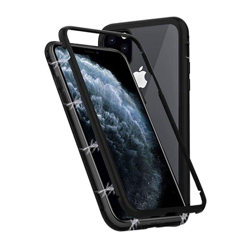 Гръб MAGNETO за Iphone 11 Pro Max 6.5 - Черен...