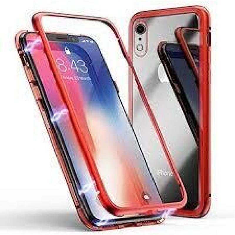 """Гръб MAGNETO за Iphone XR - 6.1"""" - Червен..."""
