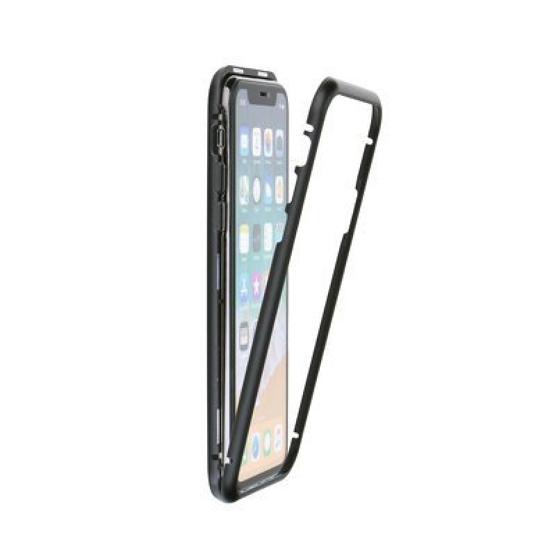 Гръб MAGNETO за Samsung Note 10 Plus - Черен...