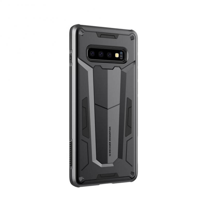 Гръб Nillkin Defender за Samsung s10 - Черен...