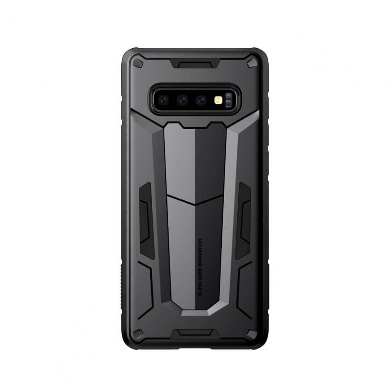 Гръб Nillkin Defender за Samsung S10 plus - Черен...