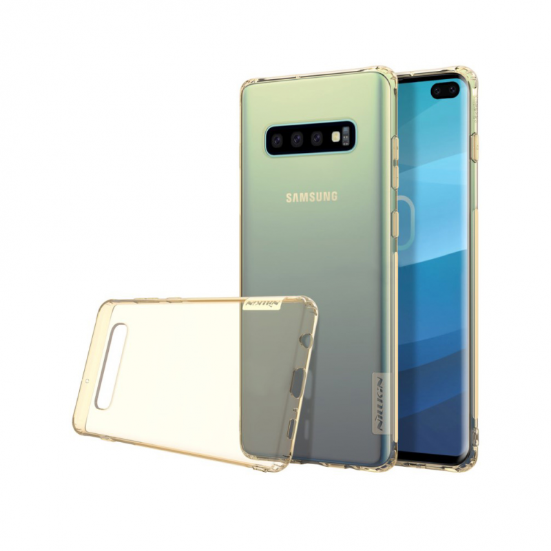 Гръб Nillkin Nature за Samsung Galaxy S10 Plus Зла...