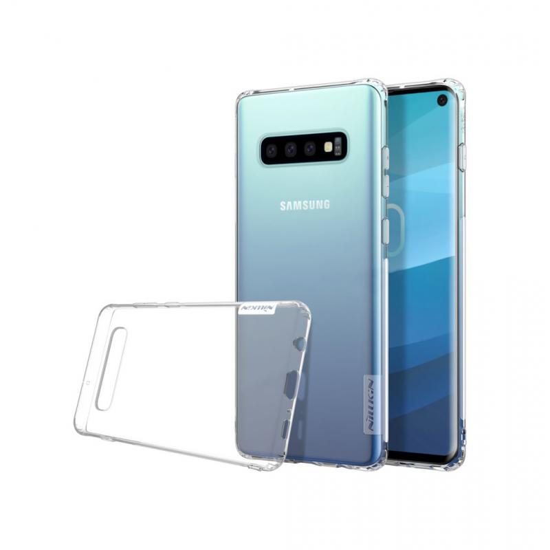 Гръб Nillkin Nature за Samsung Galaxy S10 - Прозра...