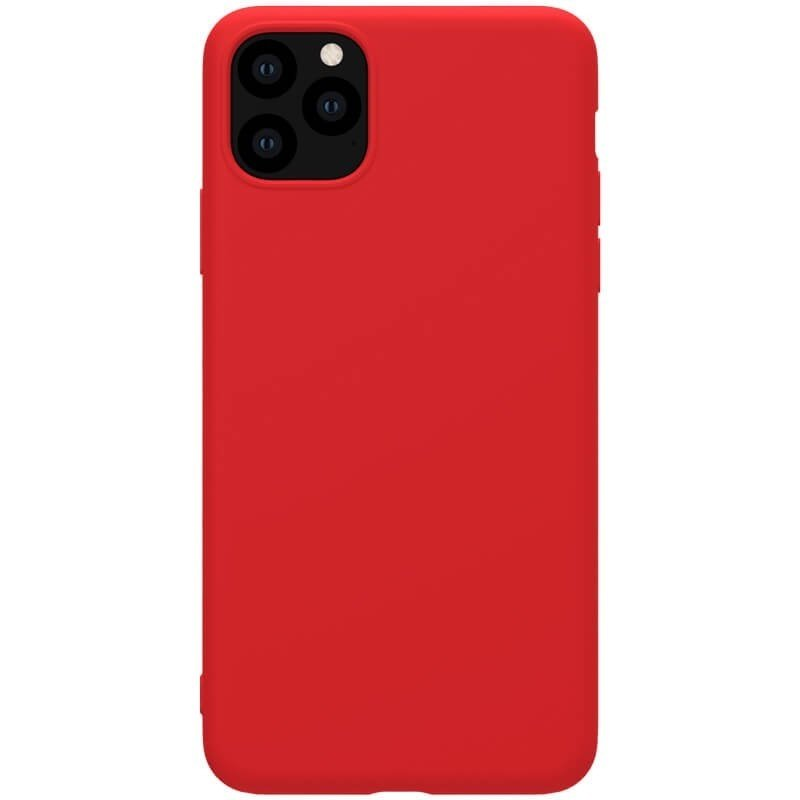 Гръб Nillkin Rubber за Iphone 11 Pro 5.8 - Червен...