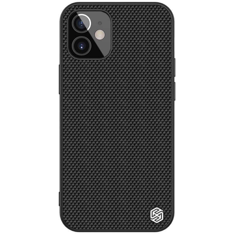 Гръб Nillkin Texture за Iphone 12 mini 5.4 - Черен...