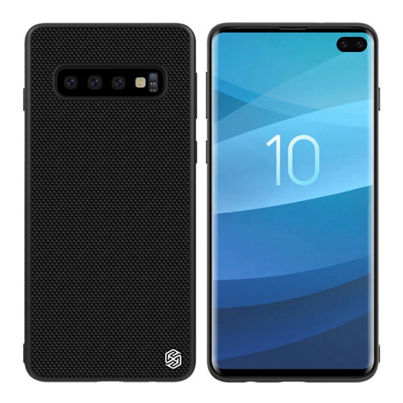 Гръб Nillkin Texture за Samsung Galaxy S10 - Черен...