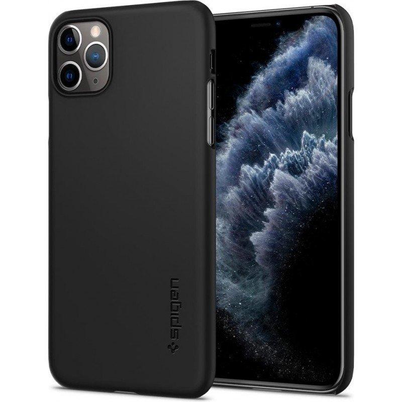 Гръб SPIGEN Thin Fit do Iphone 11 PRO 5.8 - Черен...