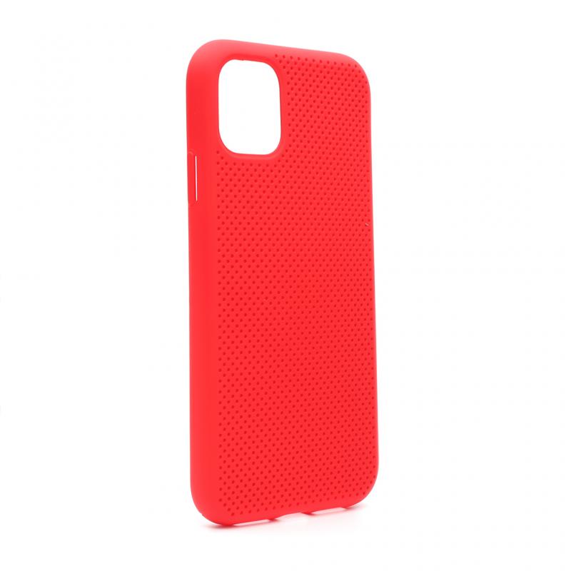 Гръб Teracell Buzzer Net за Iphone 11 6.1 - Червен...