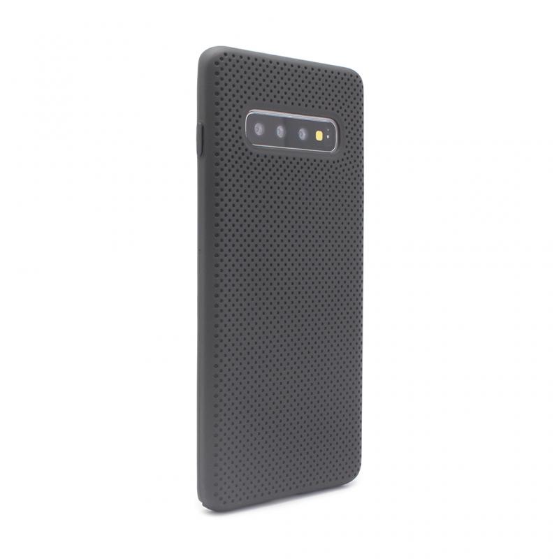 Гръб Teracell Buzzer Net за Samsung S10 plus - Чер...