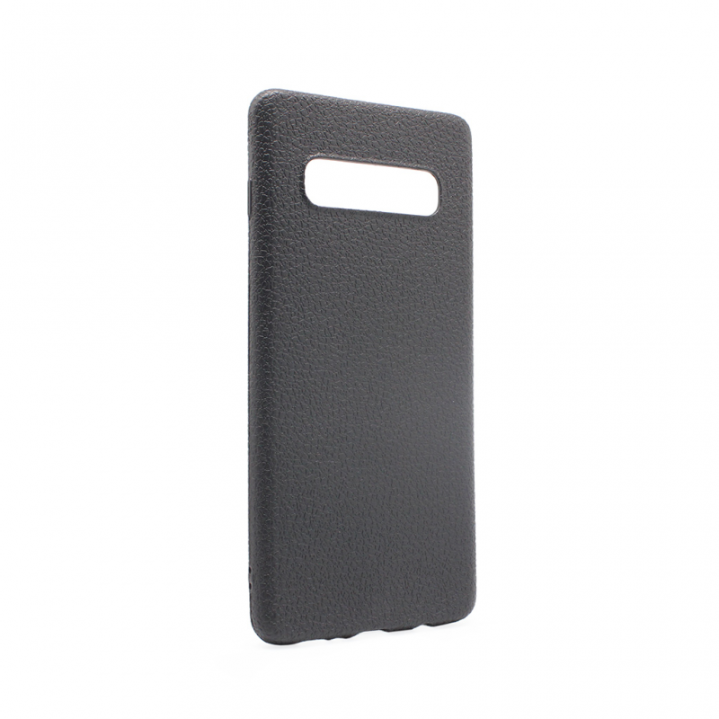 Гръб Teracell Leather Look за Samsung G975 S10 Plu...