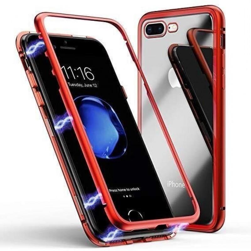 Гръб Teracell Magnetic за iPhone XR - Червен...