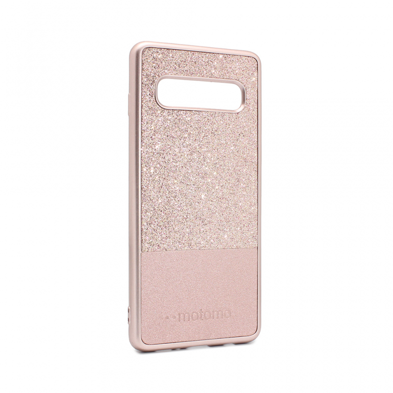 Гръб Teracell Sparkle Half за Samsung G973 S10 - С...