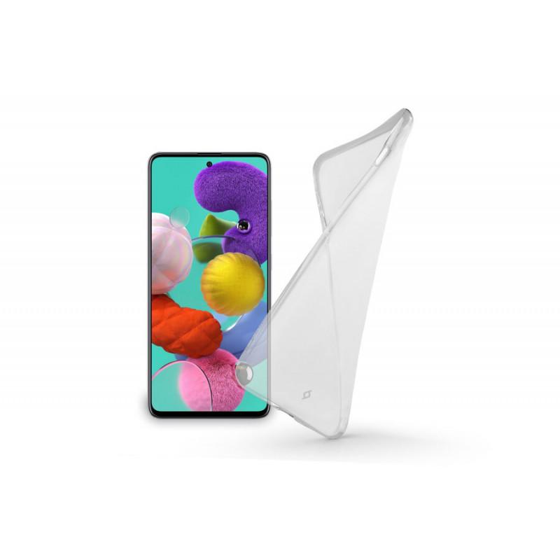 Гръб ttec SuperSlim за Samsung Galaxy A51 - Прозра...