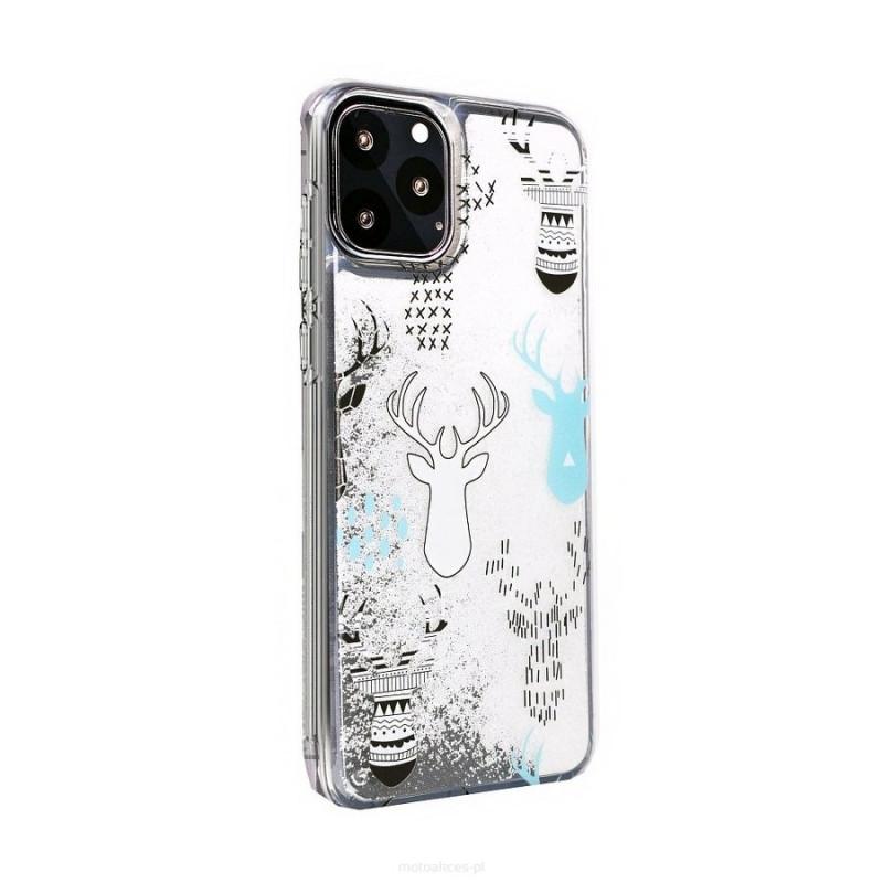 Гръб Winter case за Iphone 11 Pro 5.8 - Reindeers...