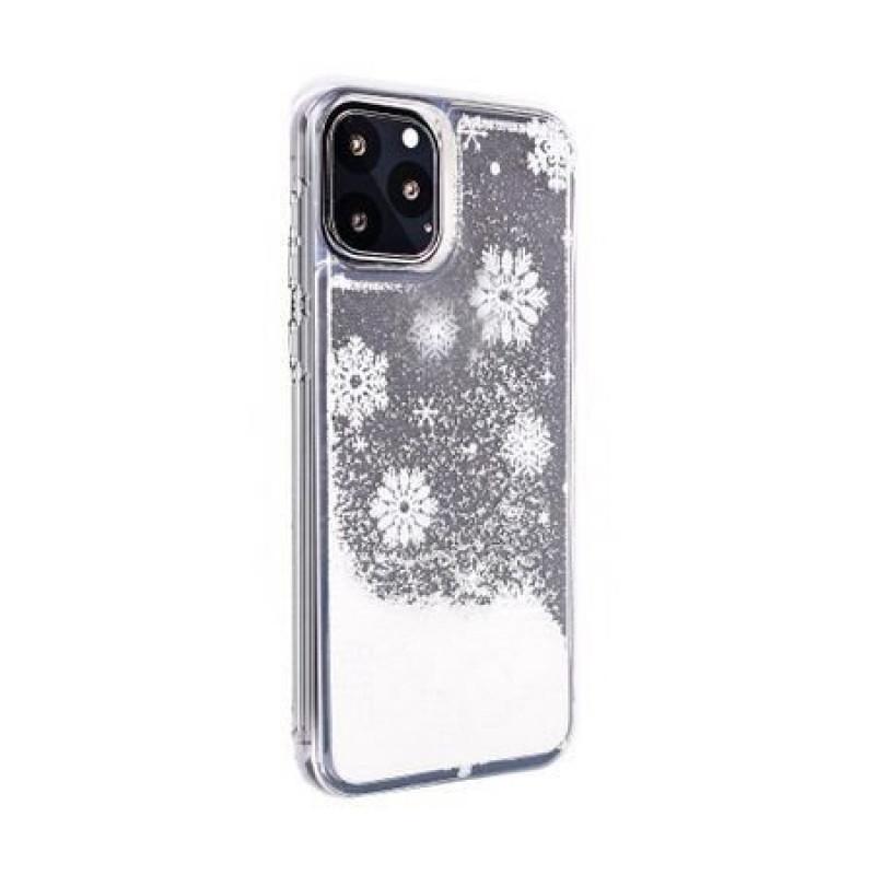 Гръб Winter case за Iphone 11 Pro 5.8 - Snowflakes...