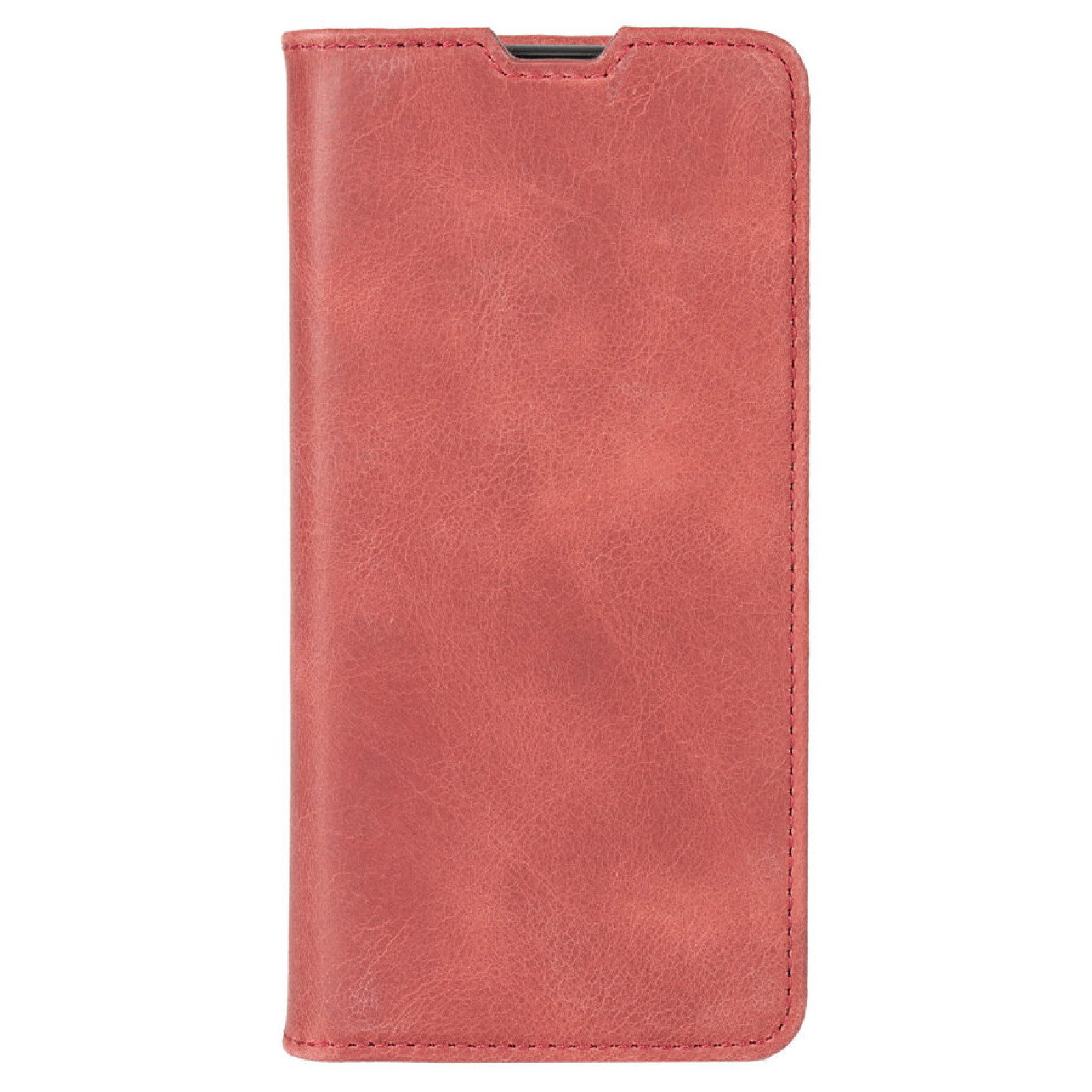 Калъф Krusell Sunne 2 Card Foliowallet естествена кожа за Samsung Galaxy S10 Vintage - Червен