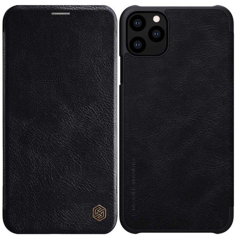 Калъф Nillkin Qin за Iphone 11 pro 5.8 - Черен...