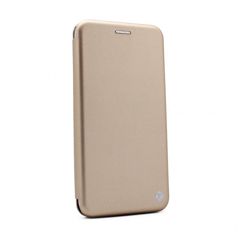 Калъф Teracell Flip Cover за Samsung G973 S10 - Зл...
