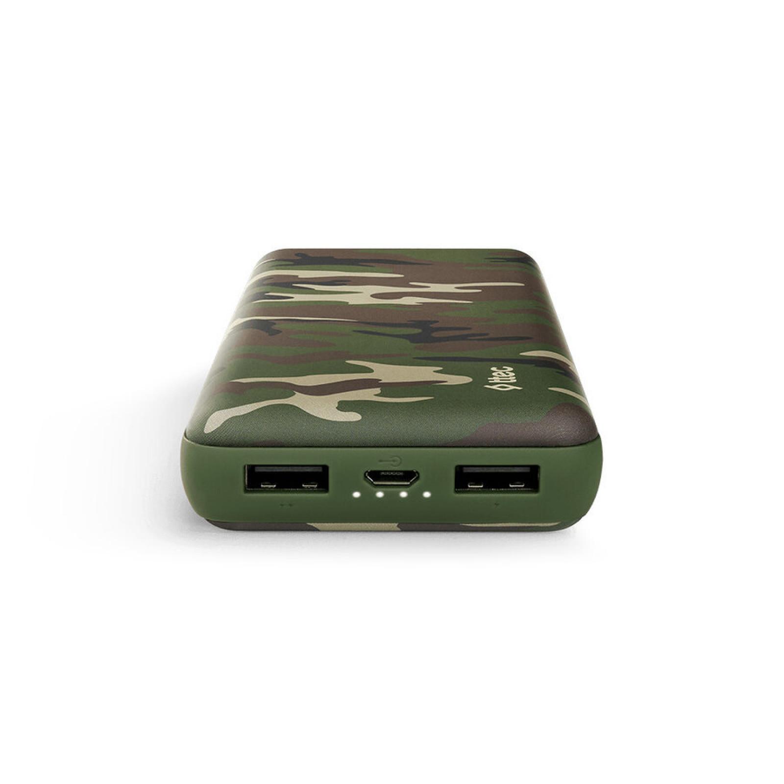 Външна батерия ReCharger 20.000mAh Universal Mobile Charger - Green Camouflage, 118093