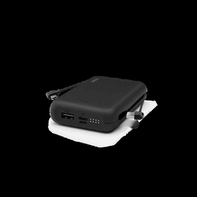 Външна батерия ReCharger Duo+ 10.000mAh Built in T...
